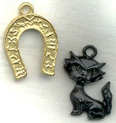 Black Cat Amulet
