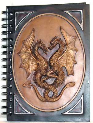 "Double Dragon Journal 5"" x 8"""