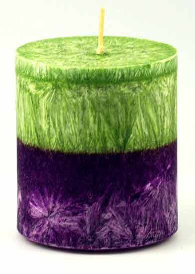 "Stress Relief Aromatherapy Candle 3"" by 3 1/2"