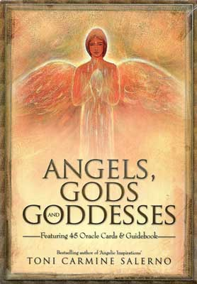 Angels, Gods, and Goddesses Oracle (deck and book)