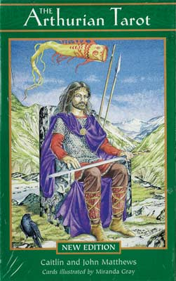 Arthurian Tarot by Mathews/ Mathews