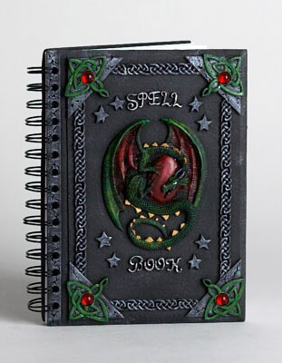Dragon Spell Journal