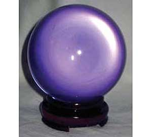 Alexanderite Crystal Ball 80mm