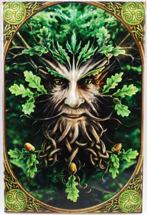 Anne Stokes Greenman tile