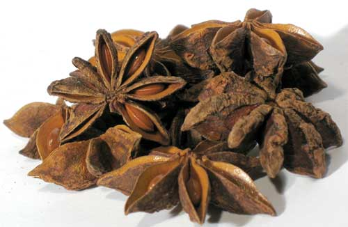 Anise Star whole 1Lb