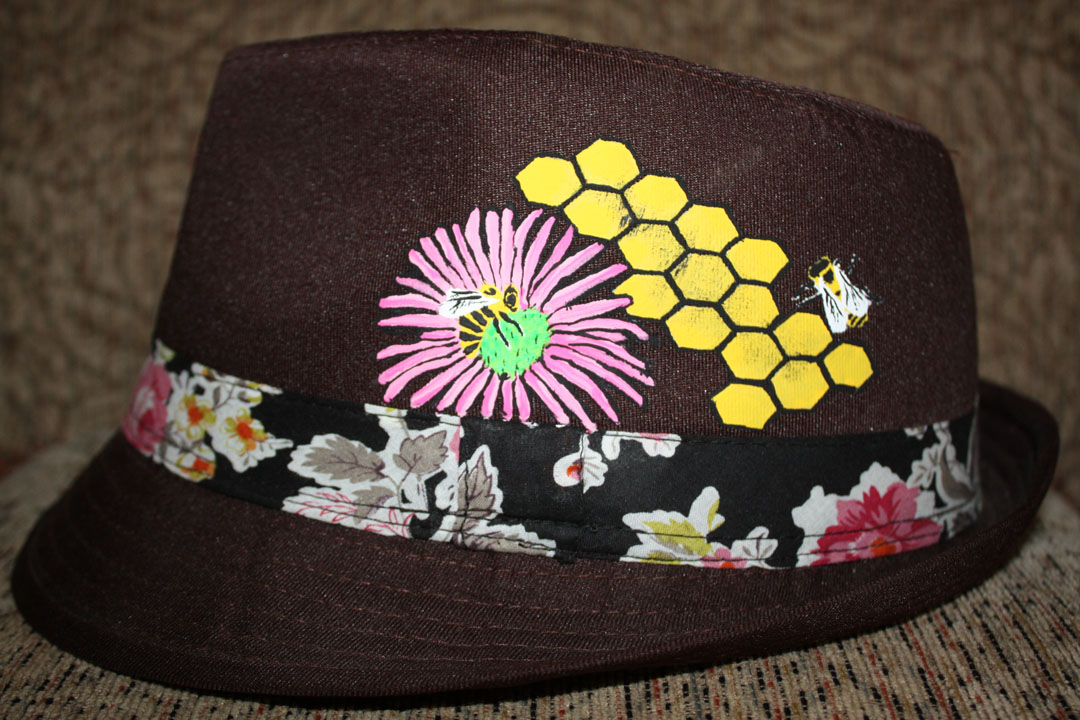 Queen Bee Fedora