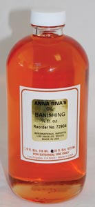 Anna Riva`s Banishing Oil 16oz