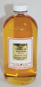 Anna Riva`s Crown of Success Oil 16oz