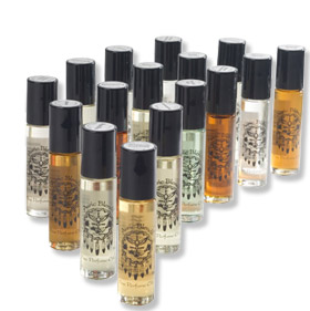 Amber perfume, Auric Blends 1/3oz