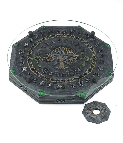Tree of Life/Pentagram Ouija Board