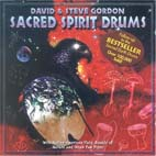CD: Sacred Spirit Drums by Gordon/ Gordon