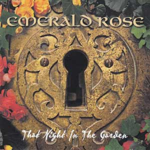 CD: That Night in the Garden by Emerald Rose