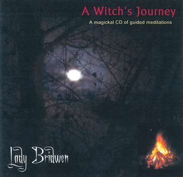 CD: Witch`s Journey by Lady Bridwen