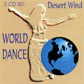 CD: World Dance (2 CDs)  by Desert Wind