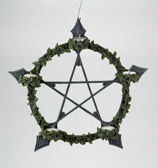 Pentagram Votive Holder